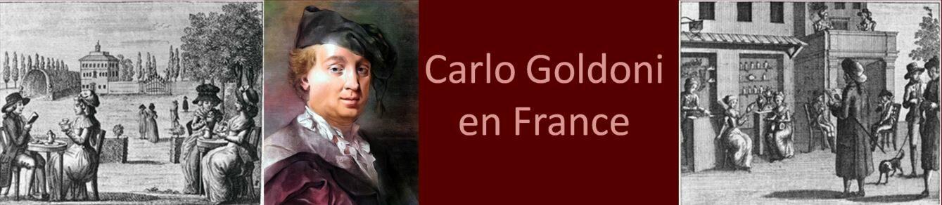 Carlo Goldoni en France